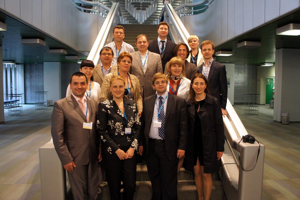 Российские делегаты на Берлинском дне дерматолога 2011
