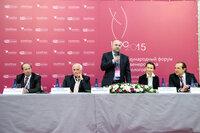 Открытие IFDC 2015