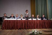 В президиуме конференции УДП 23 апреля 2013