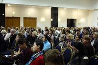 Аудитория конференции Инфекции и противоинфекционный контроль в дерматологии